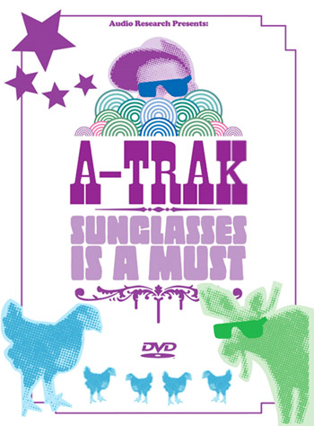 """A-TRAK says """"Sunglasses Is A Must"""" …"""