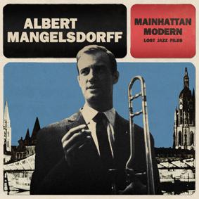 Unique modern jazz and hard bop from trombonist Albert Mangelsdorff