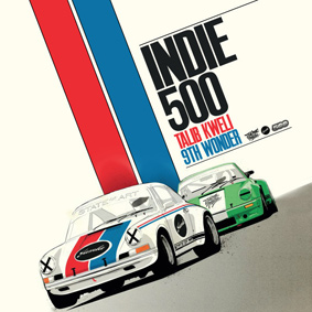 Talib Kweli and producer 9th Wonder will be releasing a joint album called Indie 500