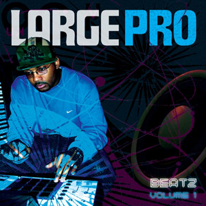 LARGE PROFESSOR drops instrumental album …