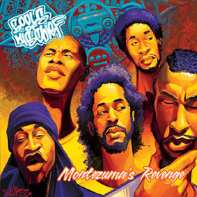 """Watch out for Souls Of Mischief's newest release """"Montezuma's Revenge"""" on Hiero Imperium Records …"""