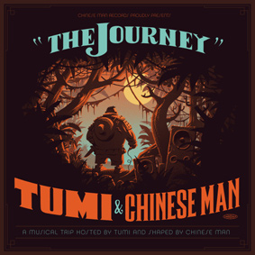 """The Journey"" – a musical trip hosted by Tumi and shaped by Chinese Man"