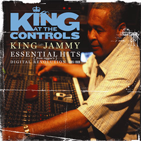 KING JAMMY is the king at the controls …