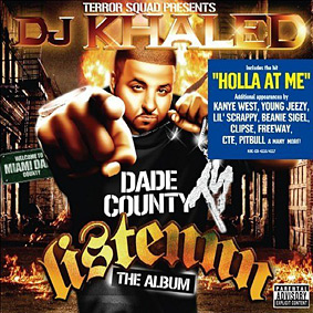 DJ KHALED of Fat Joe's Terror Squad drops album …