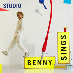 The 5th studio album from Dutch pop artist Benny Sings