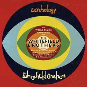 Now-Again Records presents a new album by legendary funk collective The Whitefield Brothers …