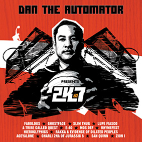 DAN THE AUTOMATOR presents 2K7 …