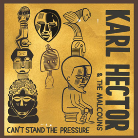 Afro Kraut Funk newness: a compilation of Karl Hector's time-traveling tracks