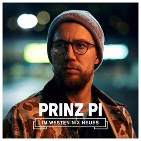 Das neue Album des Nr. 1 Künstlers und 1Live Krone-Gewinners Prinz Pi