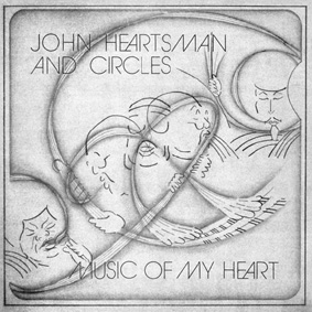 "Reissue of John Heartsman's unbelievably rare self-pressed double LP ""Music Of My Heart"" from 1977 …"