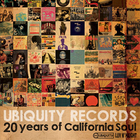 Ubiquity Records – 20 years of California Soul …