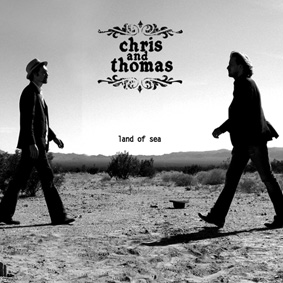 Beautiful folk album from Chris And Thomas out of Los Angeles …