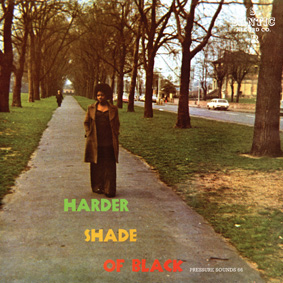"""Pressure Sounds presents re-release of classic 70ies roots album """"Harder Shade Of Black"""" …"""