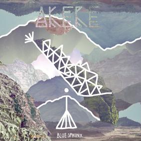 """Akere aus München veröffentlichen ihr Albumdebüt """"Blue Sphinx"""" auf 58Beats"""