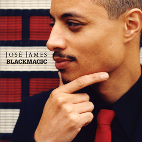 "Jazz singer José James returns with his new album ""Blackmagic"" …"