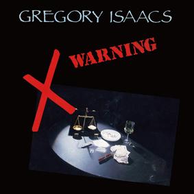 """Wiederveröffentlichung von Gregory Isaacs' Album """"Warning"""" auf dem japanischen Reggae Reissue-Label Dub Store Records"""