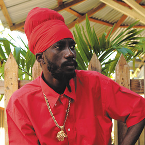 Exclusive live recording of Sizzla's show in Wuppertal on Bunch.TV …