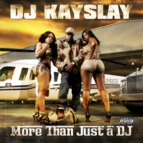 "The Drama King aka DJ Kayslay returns with his new release ""More Than Just A DJ"" …"