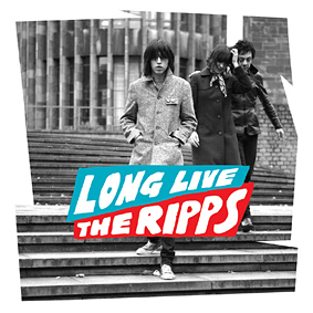 "Coventry upstarts THE RIPPS release their debut album ""Long Live The Ripps"" …"