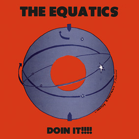 "Official reissue of the Equatics' dark soul/funk masterpiece ""Doin' It!!!!"" …"