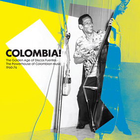SOUNDWAY RECORDS presents the tropical sound of Colombia …