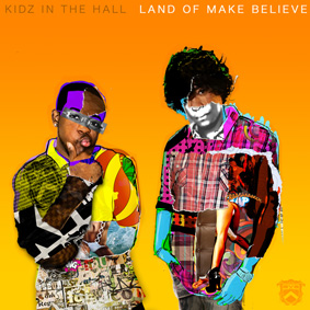 "Kidz In The Hall invite you to the ""Land Of Make Believe"" …"