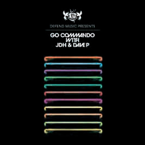 "The second release in the highly acclaimed ""GO COMMANDO"" series …"