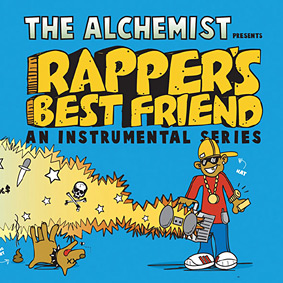 "The celebrated hip hop producer ALCHEMIST release the instrumental album ""Rapper's Best Friend"" …"