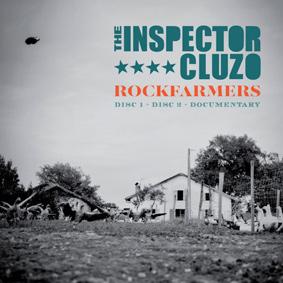 """The Inspector Cluzo aus Frankreich veröffentlichen ihr fünftes Album mit dem Titel """"Rockfarmers"""""""