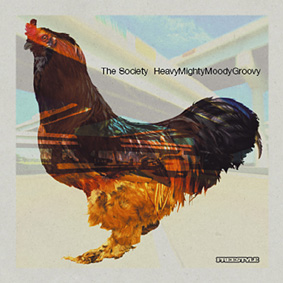 "THE SOCIETY release their second album ""HeavyMightyMoodyGroovy"" on Freestyle …"