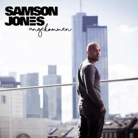 """Soul-/RnB-Größe Samson Jones aus FFM ist zurück und endlich """"Angekommen"""""""
