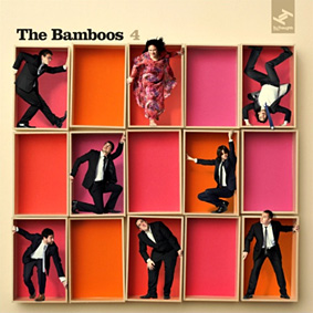 The Bamboos have arrived …