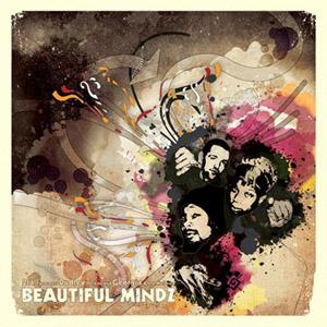 """DJ 2TALL presents DUDLEY PERKINS & GEORGIA ANNE MULDROW """"Beautiful Mindz"""" album …"""