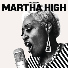 Mrs. Martha High is the hardest working woman in show business