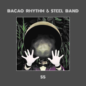 "The Bacao Rhythm & Steel Band releases their long awaited debut ""55"" on Brooklyn's own Big Crown Records"