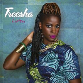 """Die gebürtige Kenianerin Treesha präsentiert ihr Albumdebüt """"Listen"""" via Skycap"""