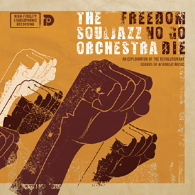 SOULJAZZ ORCHESTRA are back with their second album …
