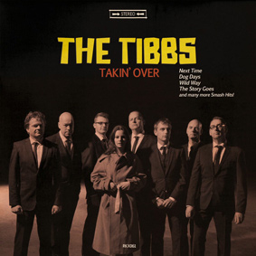 Record Kicks are extremely proud to present one of the hottest new names on the retro Soul scene: The Tibbs
