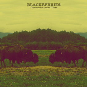 Unique Records presents the long awaited second record by psychedelic four-piece Blackberries