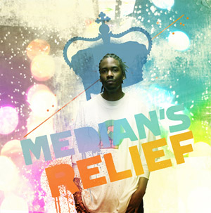 """MEDIAN'S RELIEF"" album on Halftooth in September …"