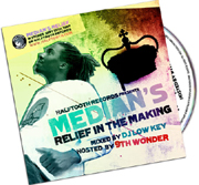 Download Free MEDIAN Mixtape hosted by 9TH WONDER …