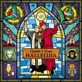 """Das Duo Audio88 & Yassin bringt den neuesten Streich """"Halleluja"""" über Normale Musik"""