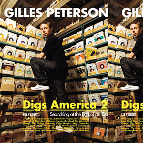 "GILLES PETERSON presents the second album in the ""Digs"" series on Luv H' Haight …"