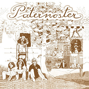 First official reissue of the Austrian prog-psych masterpiece from Paternoster