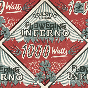 The third album from the tropical reggae- and dub-infused Quantic Presenta Flowering Inferno project