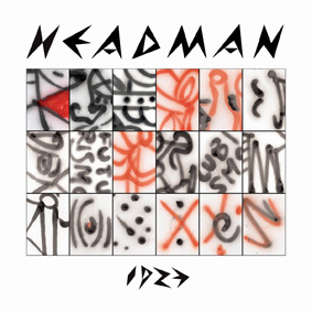 Brand new album by Headman on his own imprint Relish Recordings …