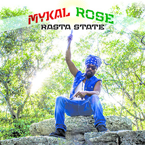 "Mykal Rose returns to the arena with his new album ""Rasta State"""