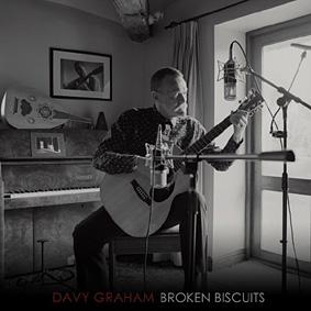 """British folk legend DAVY GRAHAM release his new album """"Broken Biscuits"""" …"""