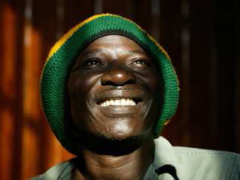 New album from ALPHA BLONDY – the #1 African artist in Reggae music …