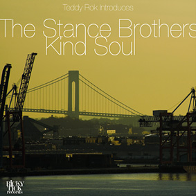 """THE STANCE BROTHERS is the new project of Teppo """"Teddy Rok"""" Mäkynen (Five Corners Quintet) …"""